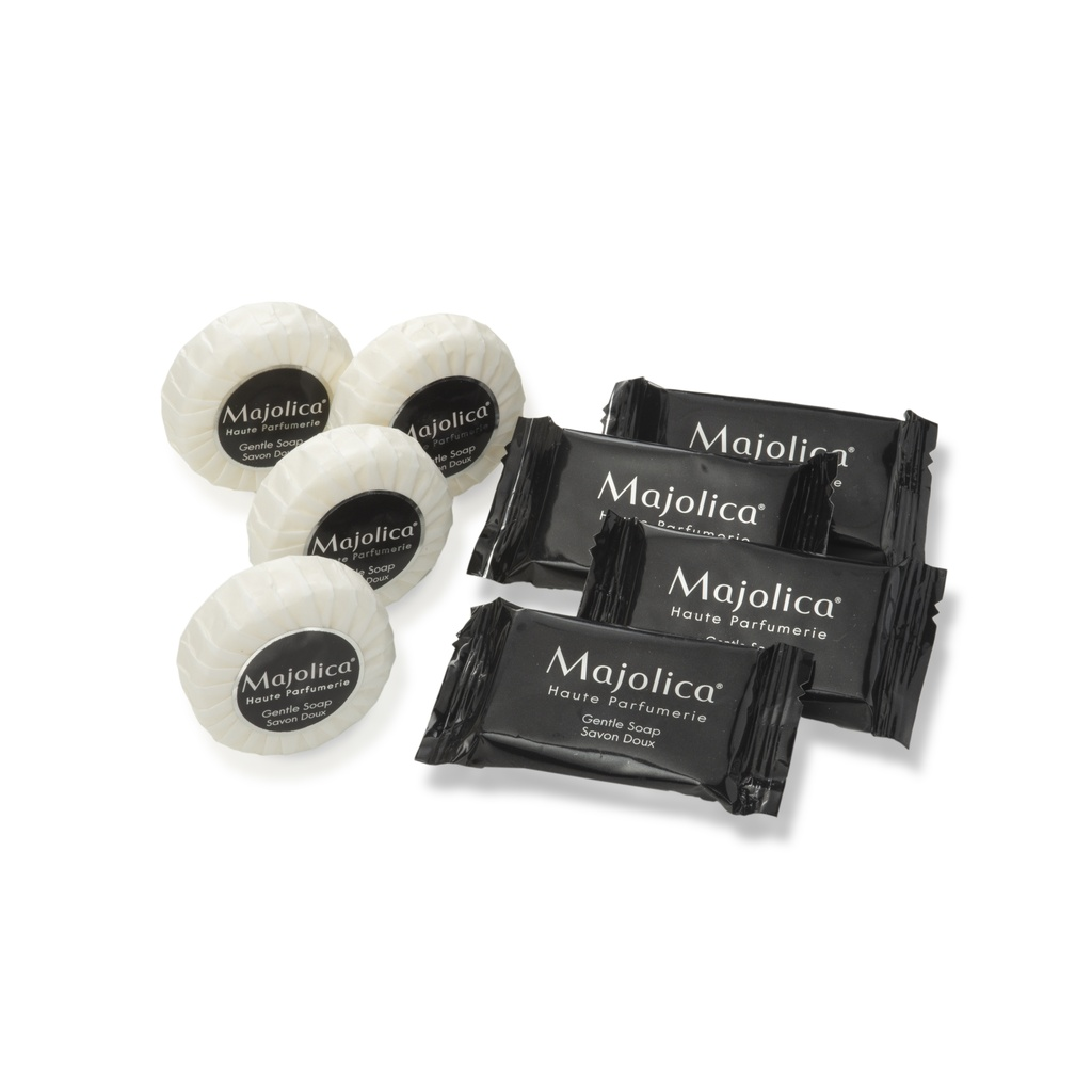 Majolica Black 25g Soap
