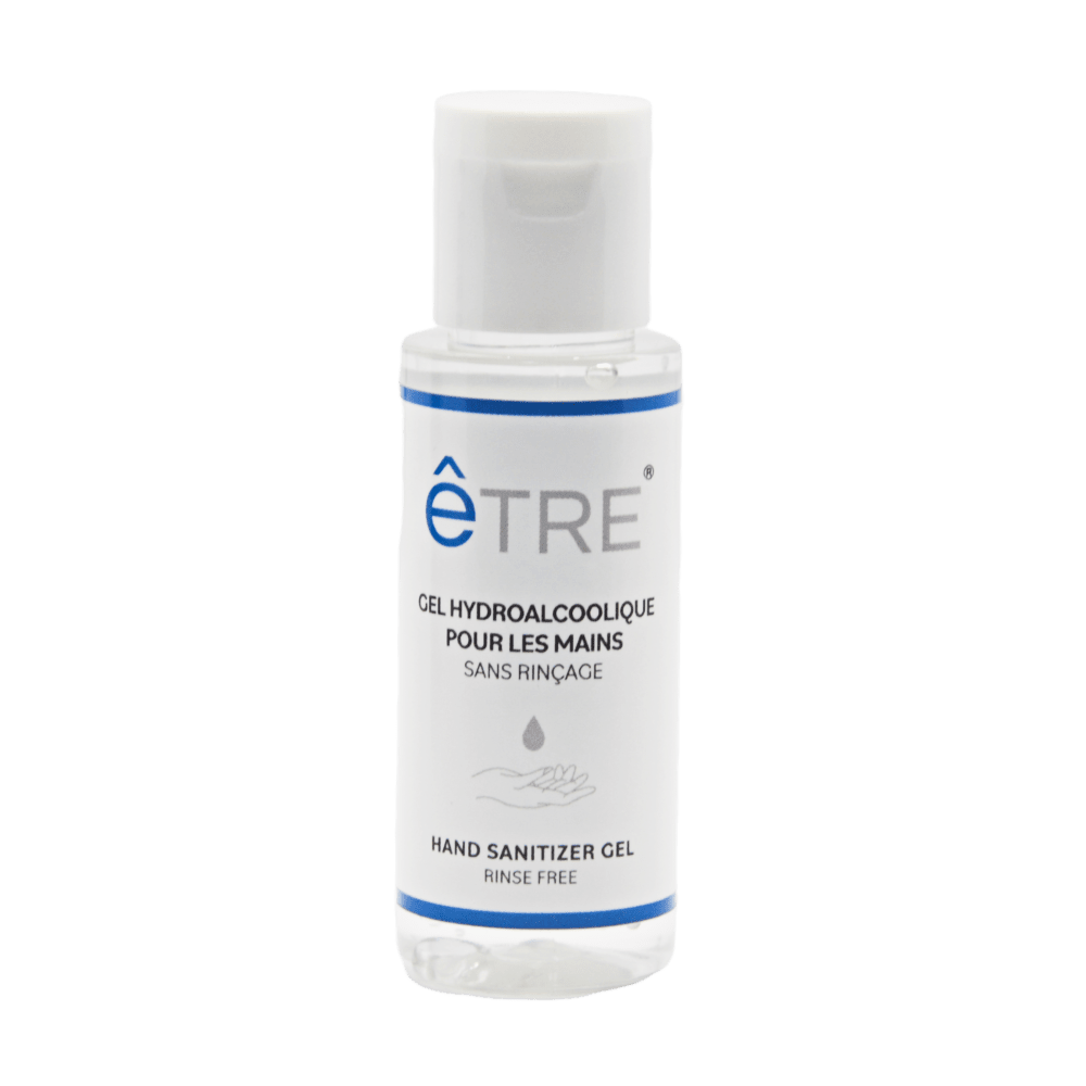 Être Hand Sanitizer Gel 30ml bottle
