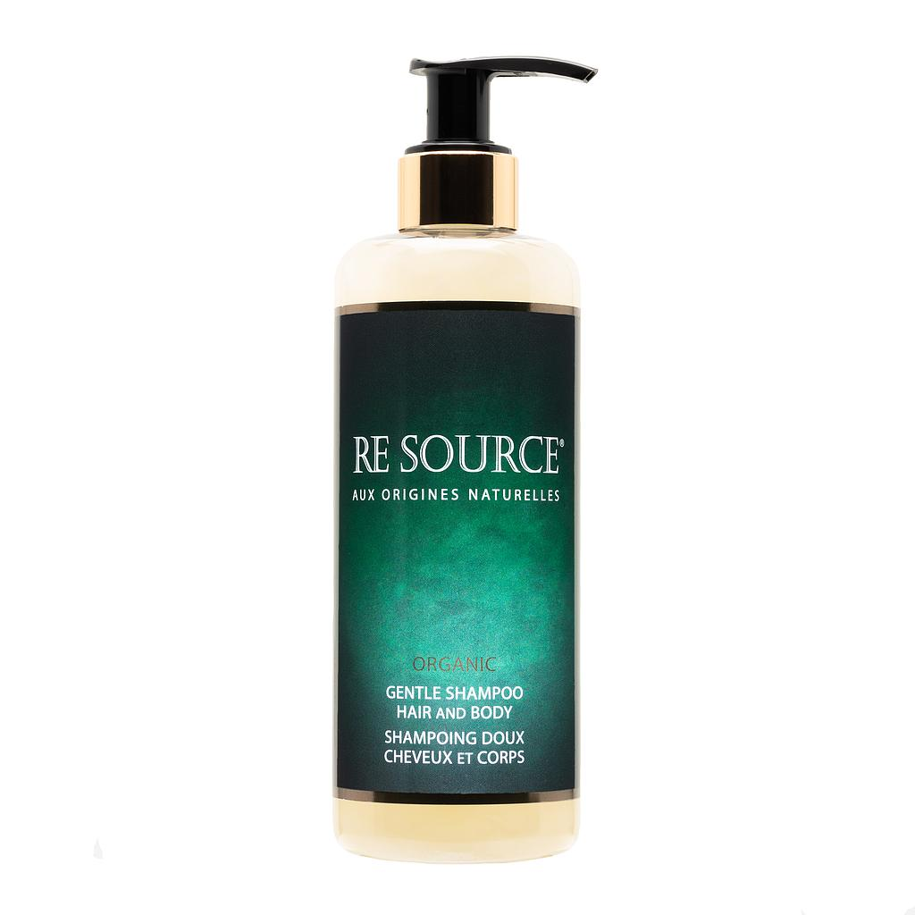 [RES300SHGD P10] RE SOURCE 300ml Shampoo Hair & Body PUMP