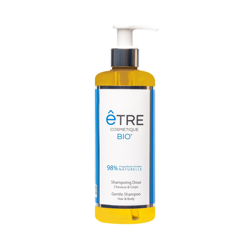 [ETREBIO300SBWP10] ÊTRE Cosmétique BIO 300ml Shampoo for hair & body