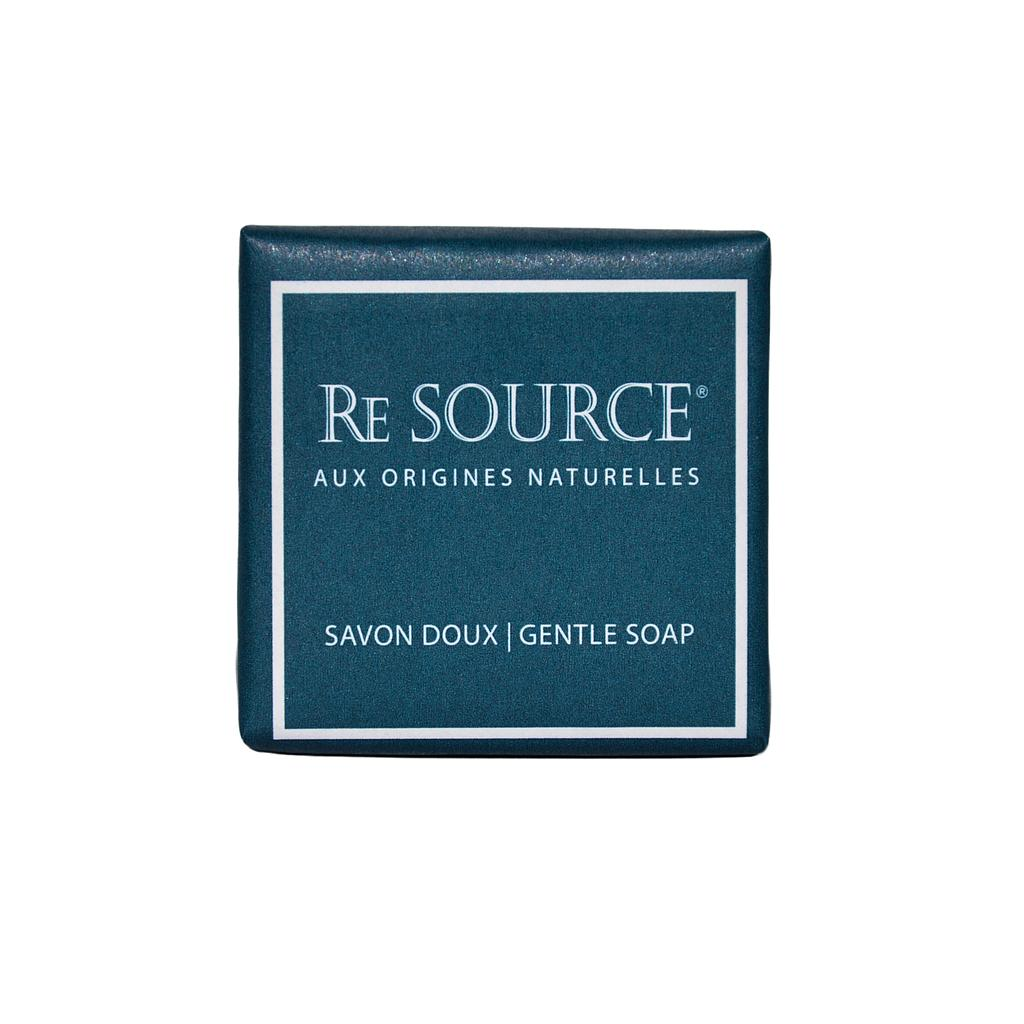 "[RES20SFD] RE SOURCE 20g Pure vegetal soap ""Edition Mer"""